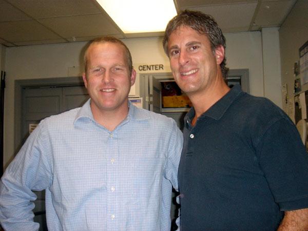 Dan Belforti and Mike Murray