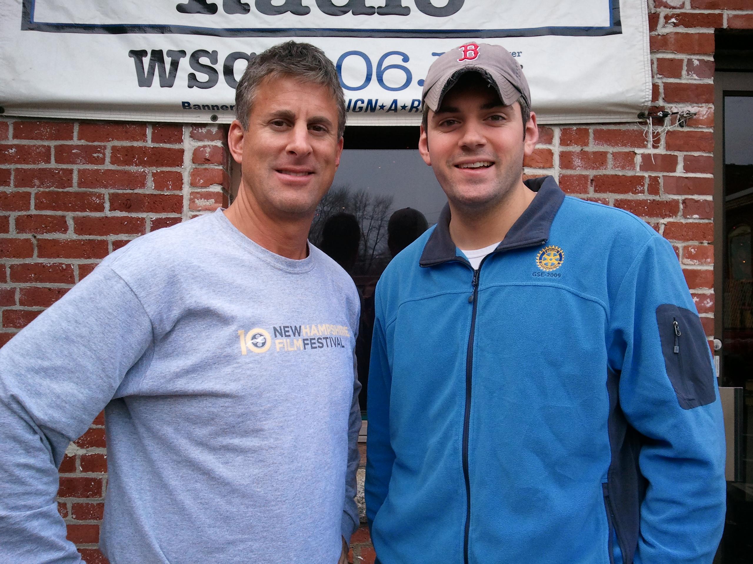 Dan Belforti & Jeff McLean