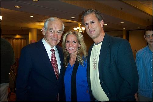 Ron Paul, Andi, Dan Nov 2011.jpg